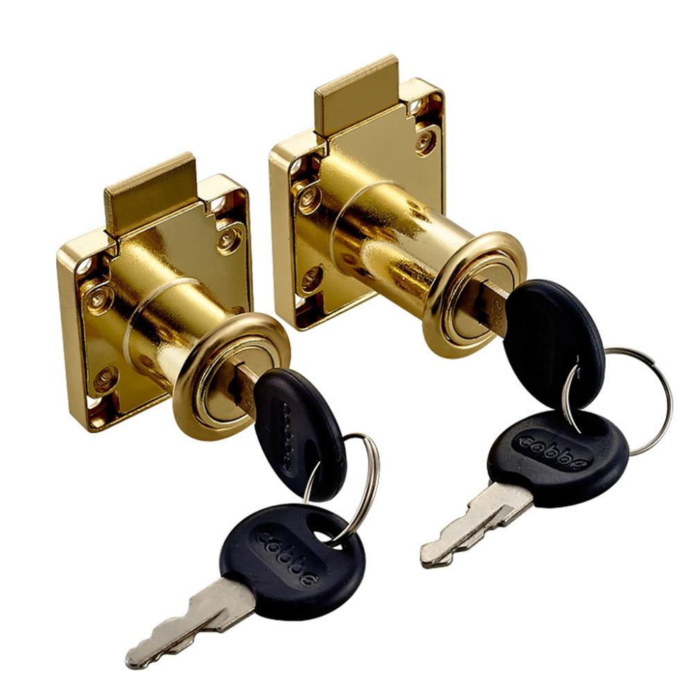 1x Zinc Alloy Locker Cam Lock File Cabinet Drawer Post Mailbox Cupboard Harware