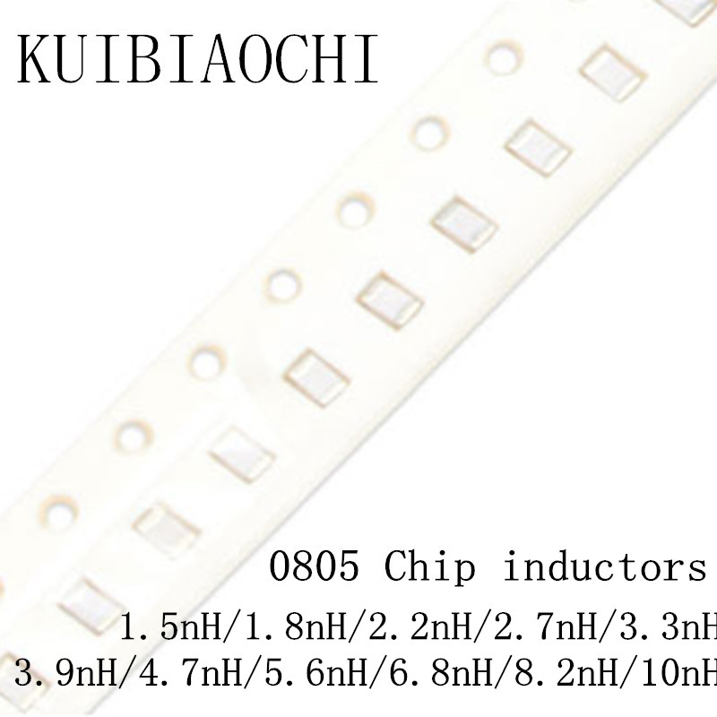 20pcs 0805 SMT Multilayer Ceramic Chip High Frequency Inductor HBLS All Values