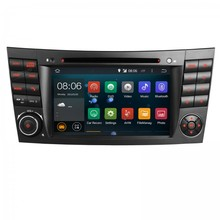 Android 4.4.4 1024*600 Car DVD Player radio FOR Benz E Class W211 W209 W219 3G WIFI Radio Stereo GPS Navigation System