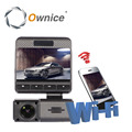 Ownice Car dvr FHD 1080P 170 degree WDR auto camera Night vision camera car WiFi wireless Real time monitor app dash cam