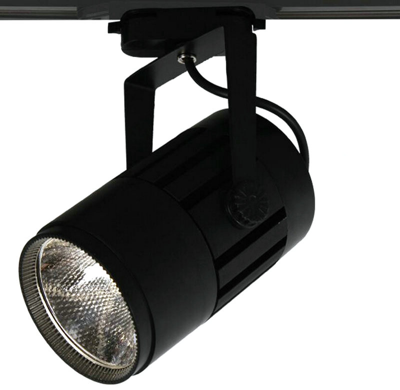 25W COB LED track light 110V 220V Rail spot lighting Lamparas Clothing store lights LED lamp Free shipping
