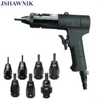 M3/m4/m5/m6/M8/M10/M12 Пневматические заклепочники пневматический Вытяните сеттер воздуха заклепки пистолет