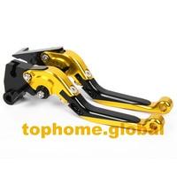 For TRIUMPH Bonneville SE T100 BLACK 2006 2015 New Foldable Extendable Brake Clutch Levers New CNC