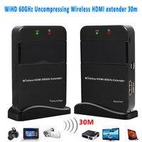 ZY DT210 30m Wireless HDMI Transmitter Receiver Kit Full HD HDMI Wireless Video Transmission Extender 60GHz Wireless Transmissor