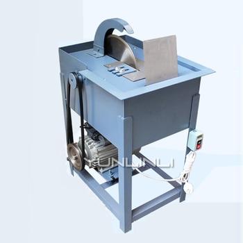 Jadestone Cutting Machine Bench Type Water For Jade Agate Stone 2200w 12 Inch