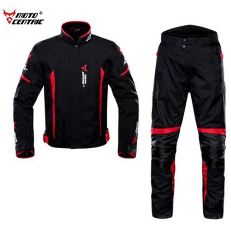 Veste de Moto motocentrique hommes équitation course veste de Moto Chaqueta armure corporelle équipement de protection veste de Motocross Moto