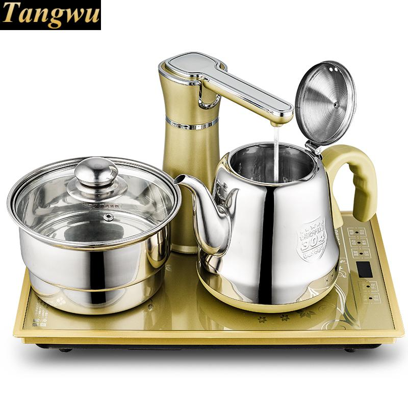 304 stainless steel water kettles with automatic upper kettle Anti-dry Protection Electric kettle304 stainless steel water kettles with automatic upper kettle Anti-dry Protection Electric kettle