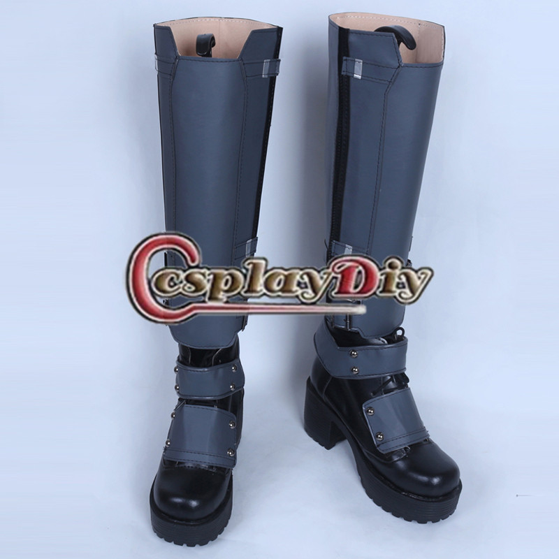 Deadpool Cosplay Wade Wilson Cosplay Shoes Boots Adult Men's Movie Cosplay Boots Custom Made saint seiya cosplay shoes boots anime shoes for adult men s halloween cosplay accessories custom made