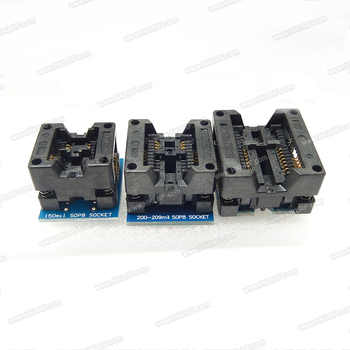 RT809F セットユニバーサル EPROM フラッシュ VGA ISP AVR プログラマ + 6 アダプタソケット