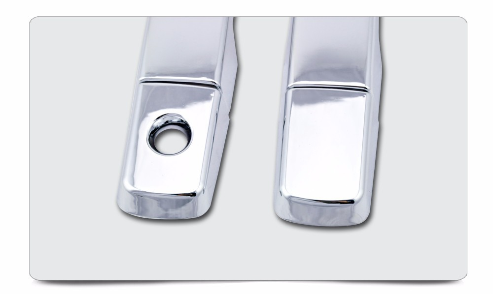 Car Door Handle Cover Parts No PSKH For Nissan Pathfinder 2D King Cab 2004-2012 ABS Plating Chrome Accessories e