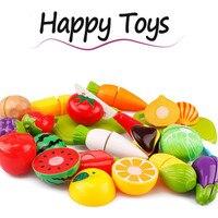 Divertimento made cena verdura Gioco 20 pz taglio Frutta Verdura Pretend Gioca Bambini Bambini baby bambini Educational Toy