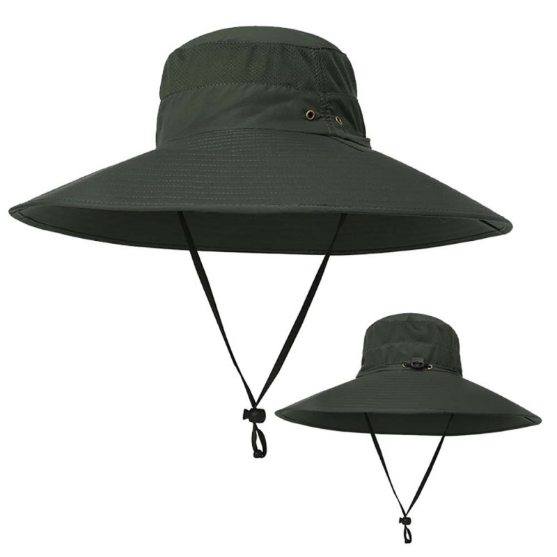 SUIT PITH HELMET STEAMPUK DARK BROWN 62cm LONG LEATHER CHIN STRAP BAND