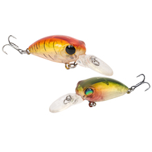 Trulinoya crankbait fishing lures 32mm 2.7g minnow lure hard carp fishing baits China fishing wobblers isca artificial bait