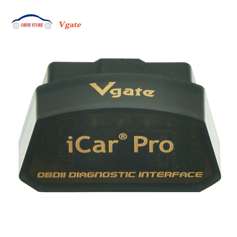 Vgate iCar Pro ELM327 Bluetooth/WIFI v1.5 OBD2 OBDII EOBD herramienta de diagnóstico del coche Elm 327 iCar Pro escáner para android/IOS