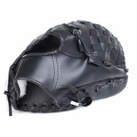 Baseball Gloves New Portable Dark Brown Durable Men Softball Baseball Glove 1 2mm PVC Sports Player