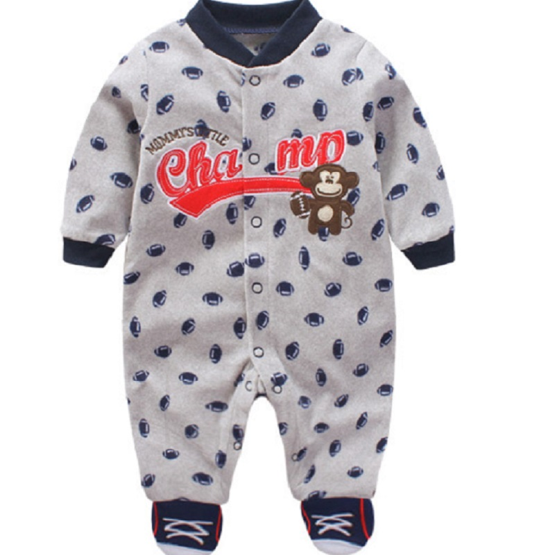 Super Fleece Jumpsuit Body Baby Childrens Christmas Costumes for Boys Romper Kids Jumper Newborn Bebe Clothing Infant Clothes