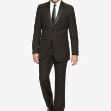 High Quality men suits new style men's classic suits Men's wedding dress suits  tailor made leisure business suits(jacket+pants)