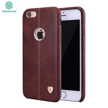 NILLKIN Englon Leather Cover for iphone 6 plus case PU cover for iPhone 6 6 s 4.7 back case