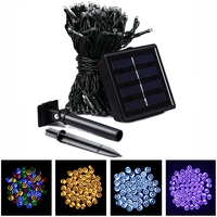Outdoor Lighting Solar Lamp 22M Solar Power 200 LED String Fairy Light Outdoor For Christmas Party