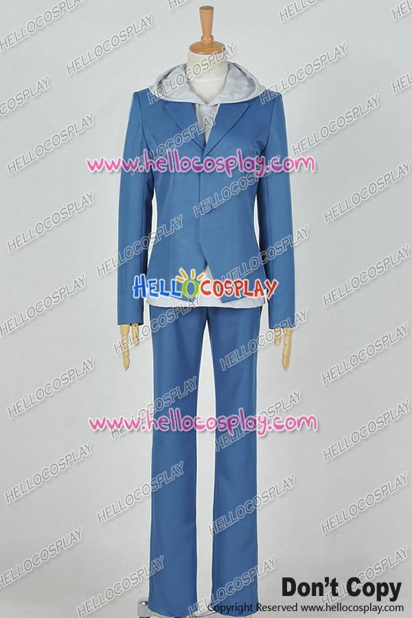 Durarara!! Cosplay Masaomi Kida Costume School Boy Uniform H008
