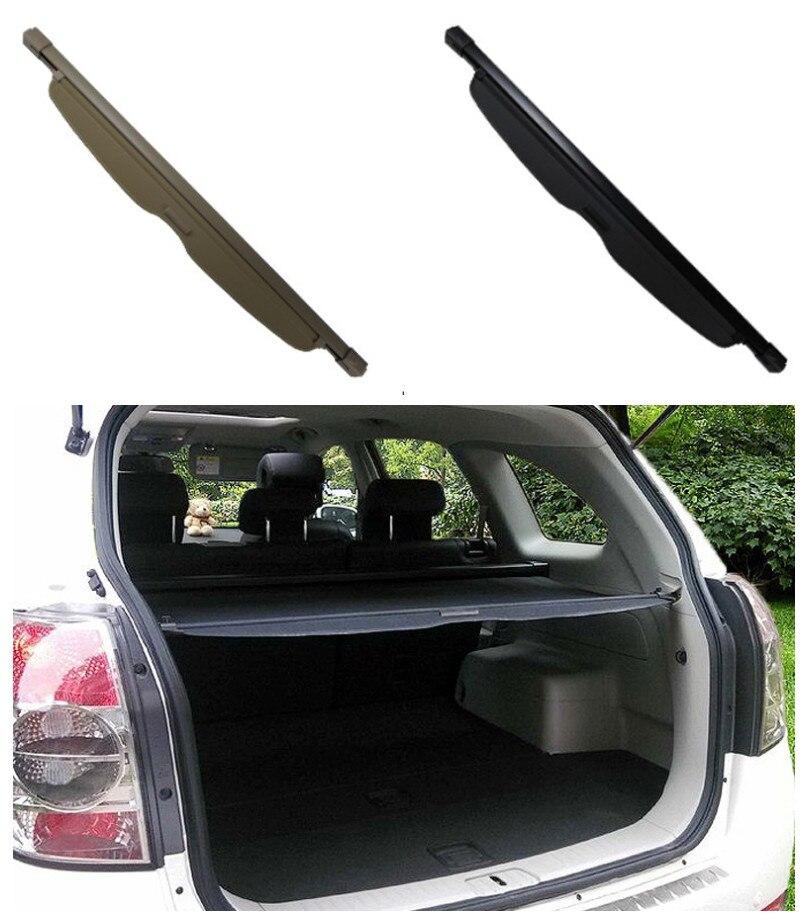 Pour Chevrolet Captiva 2015 2016 2017 2018 couvercle de coffre arrière protection de sécurité écran ombre haute qualité accessoires de voiture