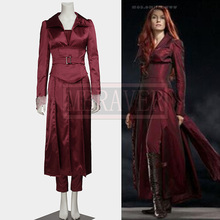 X-MEN Jean Grey Costume Red Dress Cosplay Costume Custom Made Any Size
