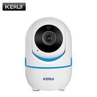 متخصصة KERUI 720 P 1080 P المحمولة صغيرة مصغرة داخلي الأمن الرئيسية لاسلكي واي فاي IP كاميرا مراقبة كاميرا للرؤية الليلية كاميرا تلفزيونات الدوائر ا...