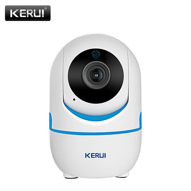 KERUI 720P Portable Small Mini Indoor Wireless Home Security WiFi IP Camera Surveillance Camera Night Vision CCTV Camera