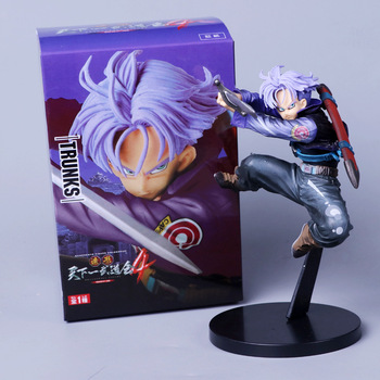 Figura de Trunks de Dragon Ball Z (18cm) Figuras Merchandising de Dragon Ball