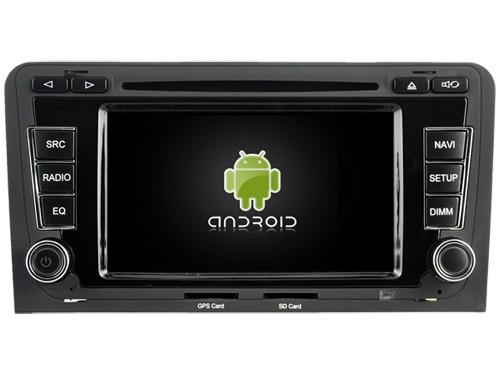 OTOJETA Android 8.0 car DVD octa Core 4GB RAM 32GB ROM IPS screen multimedia player for AUDI A3/S3/RS3 (2003-2012) Car radio gps