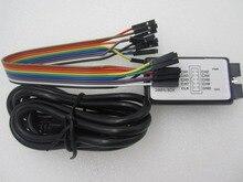 1 ШТ. 1 компл. Новое Прибытие USB Логический Анализ 24 М 8-КАНАЛЬНЫЙ, MCU ARM FPGA DSP средство отладки