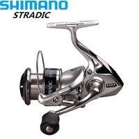 100% SHIMANO STRADIC FK 2500HG/C3000HG/4000XG/C5000XG Spinning Fishing Reel 6.0:1/6.2:1 HAGANE Gear Carretilha Moulinet Pesca
