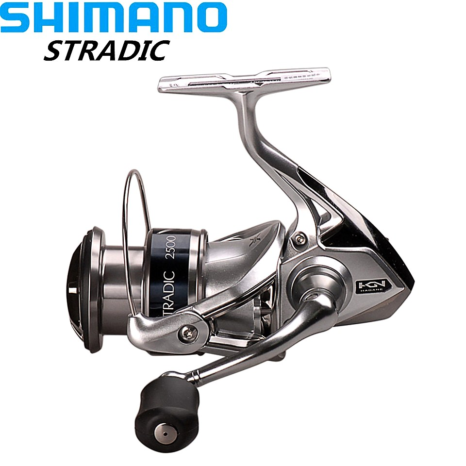 Moulinet de pêche à rotation SHIMANO stradique FK 2500HG/C3000HG/4000XG/C5000XG 100%: 6.0. 2:1 Moulinet à engrenages HAGANE Carretilha Pesca 1/6