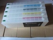 CISS bulk refillable ink Cartridge for Epson Stylus Pro 7700 7710 9700 9710 printer ink cartridge