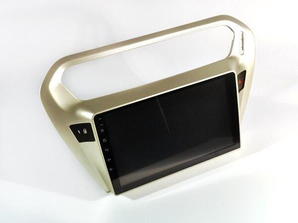 Fit pour CITROEN ELYSÉE Peugeot 301 otojeta android 8.0 octa core voiture multimédia lecteur tête unités carplay android auto radio 3g