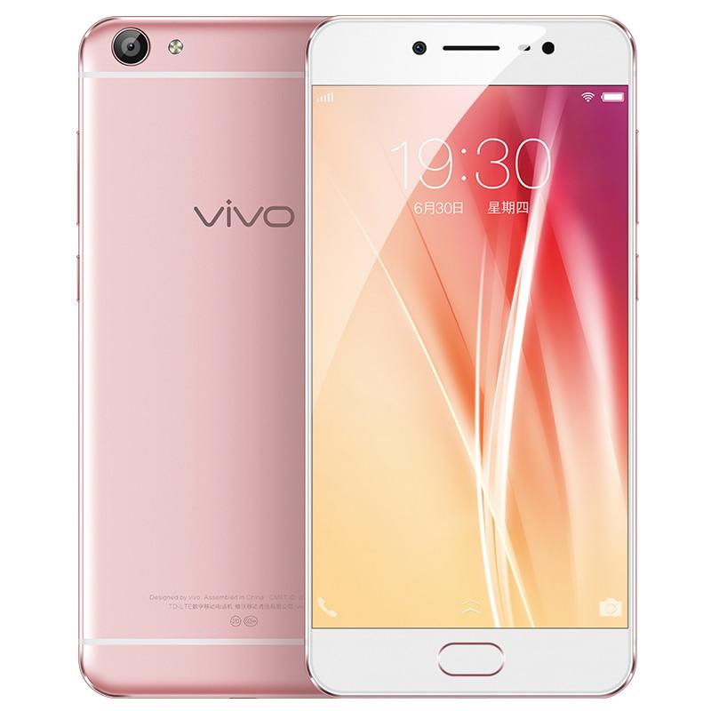 bilder für Original VIVO X7 Plus X7plus 5,7 zoll 1920 * 1080px Snapdragon MSM8976 1,8 GHz 4 GB RAM 64 GB ROM 4G LTE Fingerabdruck Google Play