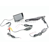 Anshilong 4 3 car rear view color monitor 2 4g wireless car number plated ir camera.jpg 200x200