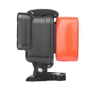 Image 3 - SCHIEßEN 45m Tauchen Wasserdichte Fall für GoPro Hero 7 5 6 Schwarz Action Kamera Unterwasser Gehäuse Fall Halterung für gehen Pro 6 5 Zubehör