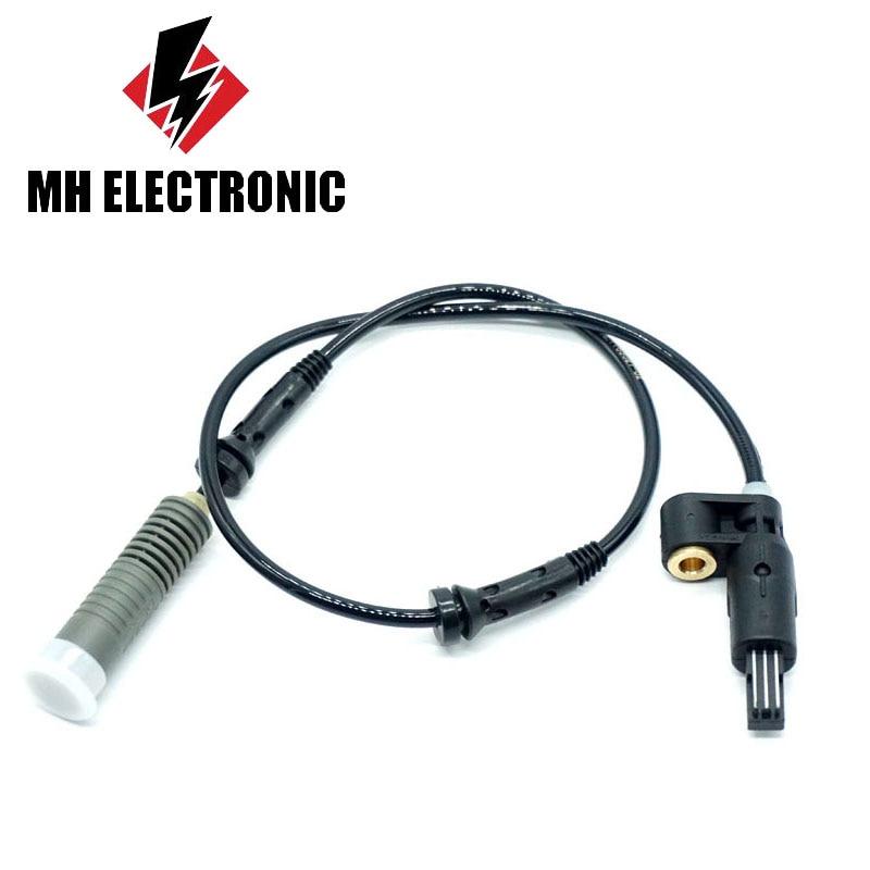 2pcs REAR LEFT /& RIGHT ABS Wheel Speed Sensor for BMW E81 E82 E87 E90 325i 328i
