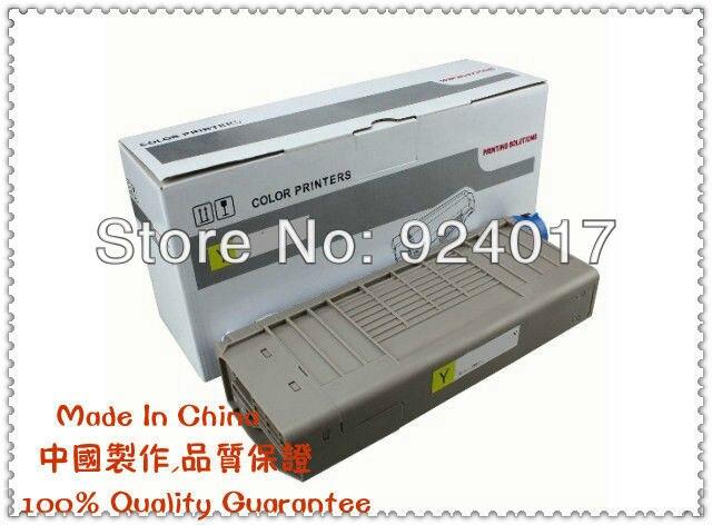 For Impresora Laser Color Oki C711 C710 Toner Refill,Toner Cartridge For Oki C710n C710dn C710n C710dn Printer.For Okidata 710 powder for oki data 700 for okidata b 730 dn for oki b 720 dn for oki data 710 compatible transfer belt powder free shipping