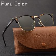 Glass lens Classic retro sunglasses men women acetate frame Luxury Brand design Sun glasses driving gafas Goggles oculos De Sol