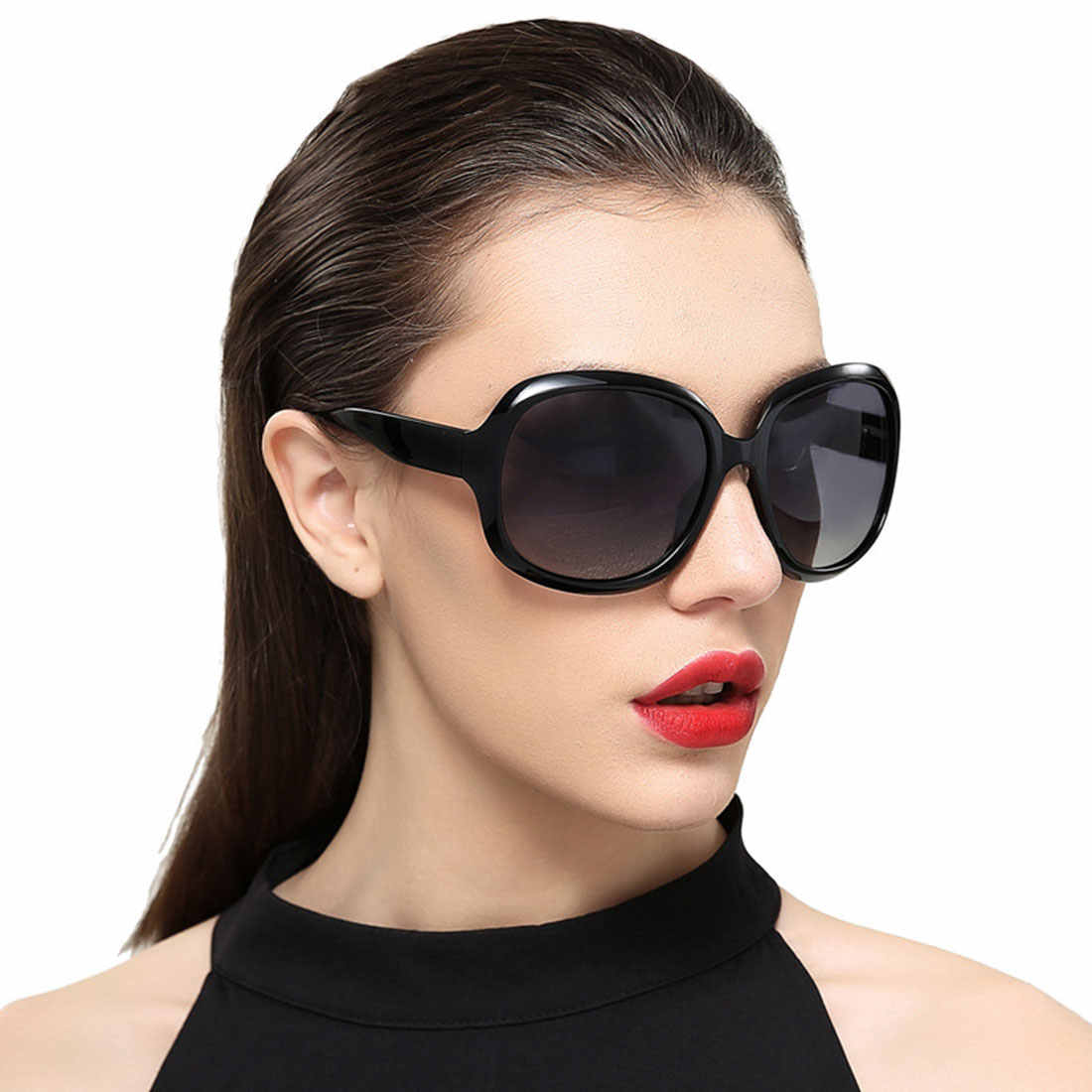 7a960d8f955 2019 NEW Brand Summer Sunglasses Women Sun Glasses Vintage 5 Colors Fashion  Big Frame UV400 Oculos