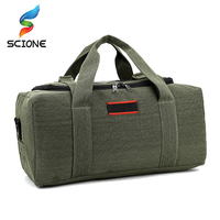 Men Travel Bags Large Capacity Women Luggage Outdoor Sport Travel Duffle Bags Canvas Big Travel Handbag