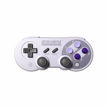 Official 8BitDo SN30 Pro Wireless Bluetooth Gamepad Controller with Joystick for Windows Android macOS Nintendo Switch