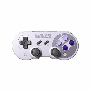 Official 8BitDo SN30 Pro Wireless Bluetooth Gamepad Controller with Joystick for Windows Android macOS Nintendo Switch Steam