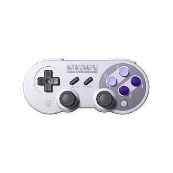 Official 8BitDo SN30 Pro Wireless Bluetooth Gamepad Controller with Joystick for Windows Android macOS Nintendo Switch Steam - DISCOUNT ITEM  0% OFF All Category