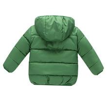 BibiCola Baby Girl Jacket Children Girl Warm Coat Little Girl Clothes Winter Bebe Boys Clothing Infant Clothes Kids Winter Coat
