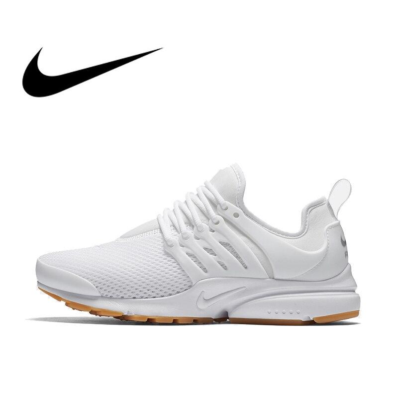 Nike Air Presto Femmes Low Top Chaussures de Course Espadrilles de Sport En Plein Air de Sport Chaussures De Créateurs 2018 Nouveau Jogging 878068- 101