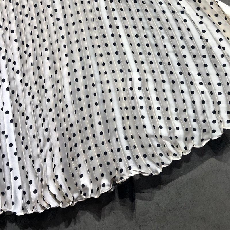 Femme Évider Courtes Jolie Noir Élégante Printemps À Manches Blanc Couleurs Femmes Robe 2019 K069 Dentelle Longue Robes Partie w0qUv6Ex