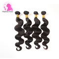 On Sale Vip Beauty Hair Indian Virgin Hair Body Wave 4pcs Lot 8A Fashow Hair Products Indian Remy Hair Bundles Free Shipping